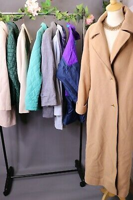 Clearance JOB LOT 8 - COATS RANDOM STYLES CARBOOT Resell High Street Brands