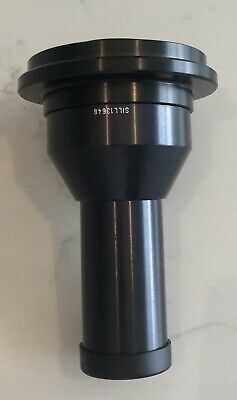 Starrett Optical Comparator Profile Projection Lens - X100 Mag SILL 13648