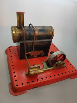 Vintage Mamod Steam Engine for Restoration