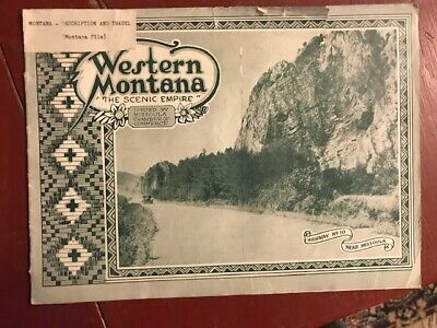 Huge Lot Montana Historical Documents Lot #1