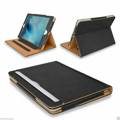 Leather Magnetic  Smart Case Cover For NEW Apple iPad 9.7'' 2017/2018