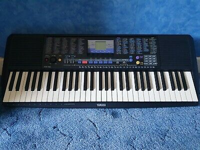 Yamaha Psr-190 Electronic Keyboard Unit Only Ideal Replacement