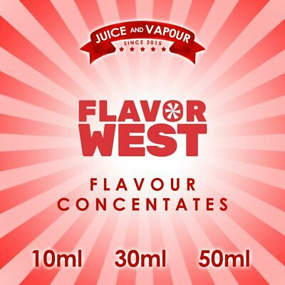 Flavour Concentrate by Flavor West - 10ml / 30ml / 50ml