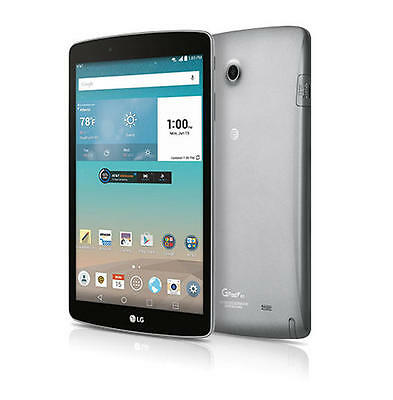LG G Pad F 8.0 Unlocked Tablet V495 16GB 4G LTE  Wi-Fi Android GSM A