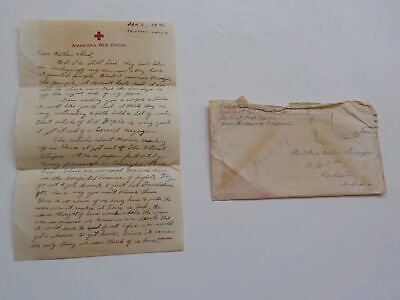 Chinese Civil War Letter 1946 7th Marines Drunk In Fights USMC Tientsin China