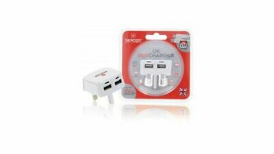 Skross SKR1302700 Uk Usb Charger 2.1a