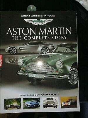 Aston Martin The Complete Story
