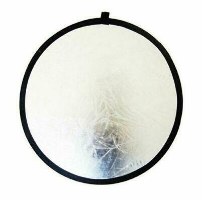 "Neewer 24""/60CM 2 in 1 Collapsible Round Multi Disc Light Reflector for Studio"