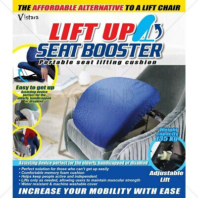 Lift Up Seat Booster