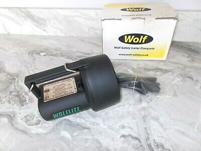 Wolflite H-4DCA  Safety Handlamp