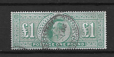 1902 USED Great Britain SG 266