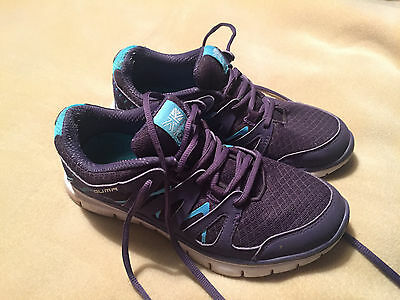 low priced b7621 b8ea5 WOMENS KARRIMOR RUN Duma Running Shoes Trainers Size 5.5 Been Worn Plenty  Life