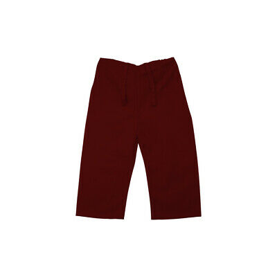 Gelscrubs Kids Crimson Scrub Pants, Small (3-4 Year Olds) 6775-CRI-S