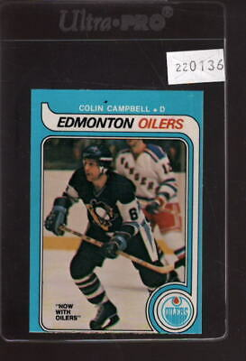 1979 O-Pee-Chee #339 Colin Campbell Nm *151293
