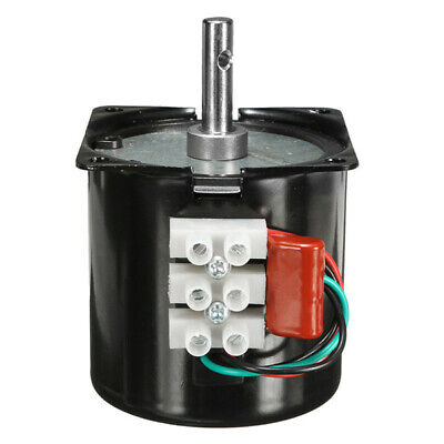 AC 220V 10RPM/min Gear-box Synchronous Electric Motor