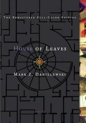 House of Leaves by Danielewski, Mark Z, NEW Book, FREE & Fast Delivery, (Library
