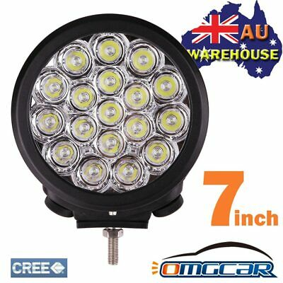 """1 PC 7"""" 90W Cree LED Driving Offroad Spot Work Light Truck Jeep HID Lamp"""