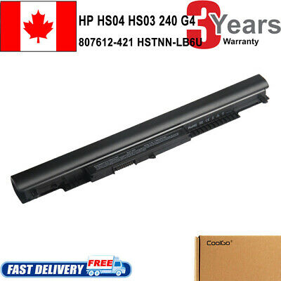 Rechargeable HS03 HS04 Battery for HP 807957-001 807612-421 807956-001