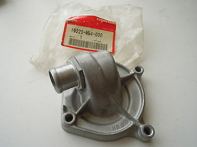 Honda VF1100 VF750 VF700 Thermostat housing Cover 19220-MB4-000