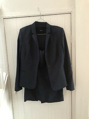 Saba Navy Suit - Size 12