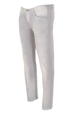 Eleventy Pants - Men's 36 Slim Fit Gray  Plain  spring-summer collection