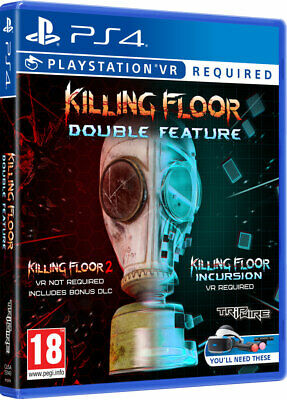 Killing Floor Double Feature PS4 ***PRE-ORDER ITEM*** Release Date: 21/05/19