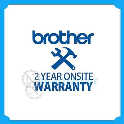 Brother 2-Year Onsite Warranty for Color Laser Printer MFC-L8900CDW/MFC-L8690CDW