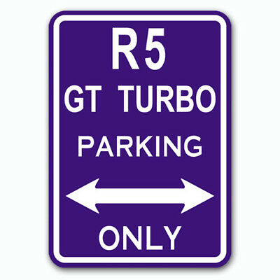 R5 GT Turbo - Parking Only