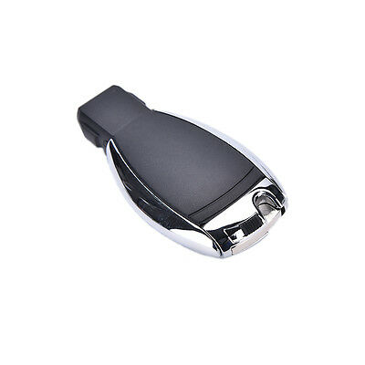 Replacement Keyless Remote Key Shell Case Fob 2 Button Fit for Mercedes YJ