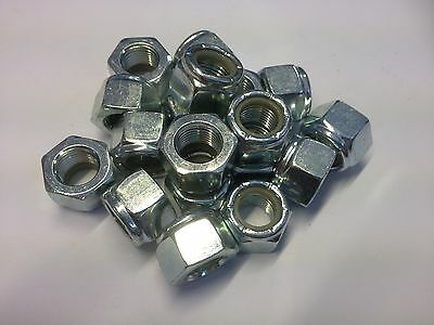 """IMPERIAL 3//16/"""" UNF NYLOC NUTS P TYPE ZINC PLATED PACK OF 200"""
