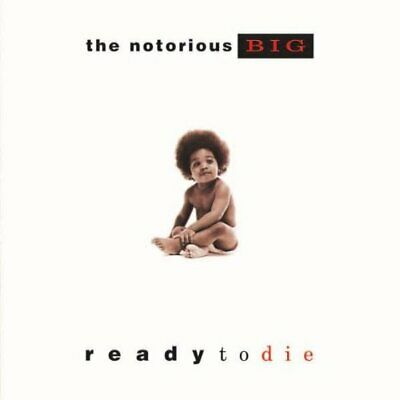 The Notorious B.I.G.-Ready To Die CD   New