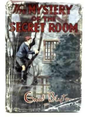 The Mystery of the Secret Room (Enid Blyton - 1957) (ID:08199)