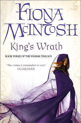 King's Wrath, McIntosh, Fiona