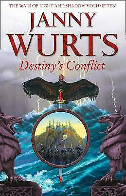 Destiny's Conflict: Book Two of Sword of the Canon, Wurts, Janny