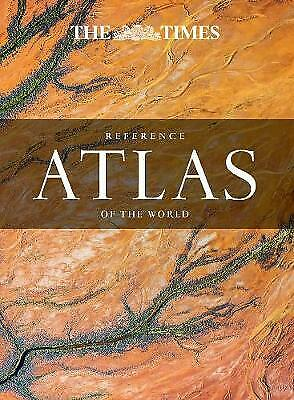 The Times Reference Atlas of the World, Times Atlases