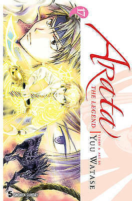 Arata: The Legend, Volume 17, Watase, Yuu