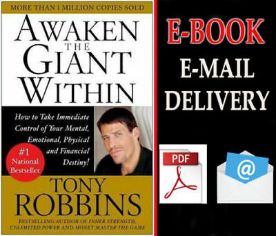 Awaken the Giant Within: How to Take Immediate Control of Your Mental Robbin NEW