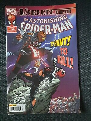 The  Astonishing  Spider-Man    22Nd April 2015   No  7