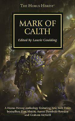 Mark of Calth, Laurie Goulding