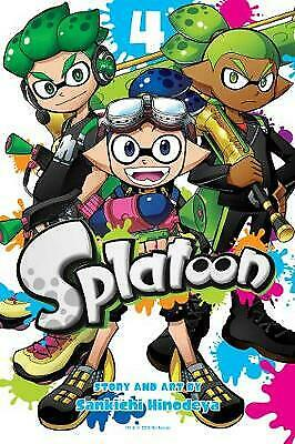 Splatoon, Vol. 4, Hinodeya, Sankichi