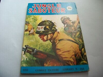 1976` Combat Picture Library comic no. 764