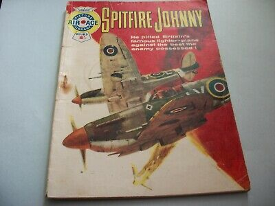 1964  Air Ace Picture Library comic no. 183