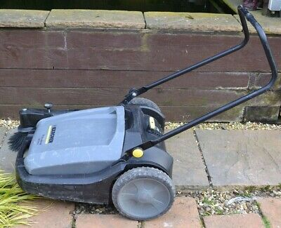 Karcher Km 70/20C Compact Push Sweeper - 7 X Faster Than A Broom!