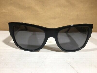 1945d1114d69 VERSACE Black POLARIZED women s sunglasses MOD.4275 GB1 81 58-18 140 3P