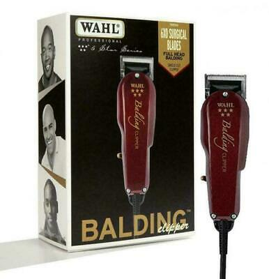 Wahl Balding Clipper #8110 Professional 5-Star Great for Barbers and Stylist-NEW