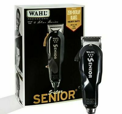 New Wahl Professional 8545 5-star Series Senior Corded Clipper