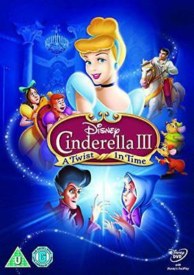 Cinderella 3: A Twist In Time [DVD] [2017], New, DVD, FREE & Fast Delivery