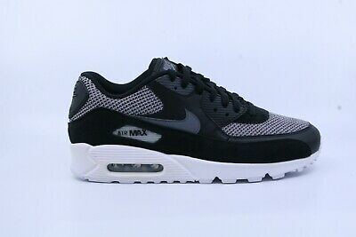 new concept ccd07 c5a36 Nike 537384-075 Men s Air Max 90 Essential Sneakers Dark Grey US 10.5 (2
