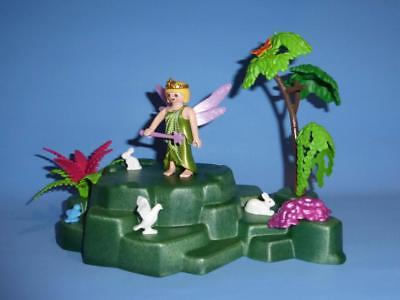 Playmobil Fairy Forest Glade Animals Palace Castle Scenery for Garden