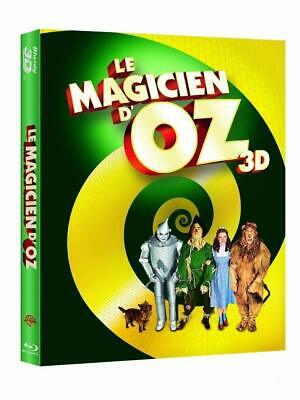 Blu Ray 3D / 2D Le Magicien d'Oz (Victor Fleming, Judy Garland) COMME NEUF